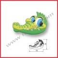 Детска  дръжка - Крокодил