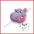 Детска  дръжка - Хипопотам