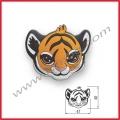 Детска  дръжка - Тигър