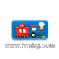 Детска дръжка - Влак, син фон